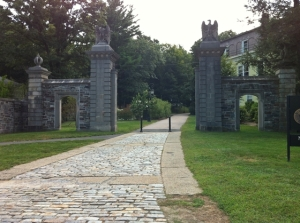 wellesley college entrance