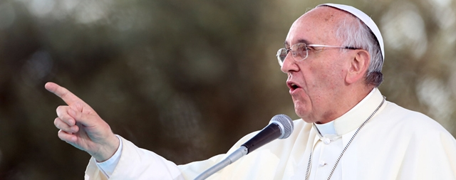 pope francis feature