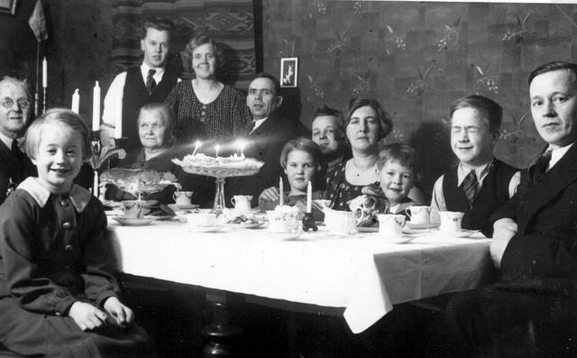 1935 Juldagen by Britt-Marie Sohlström, Flickr Creative Commons