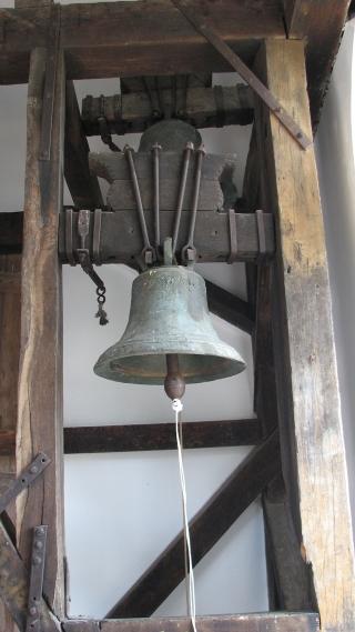 monastery bell Cristian Bortes Manastirea Neamtului July 2008