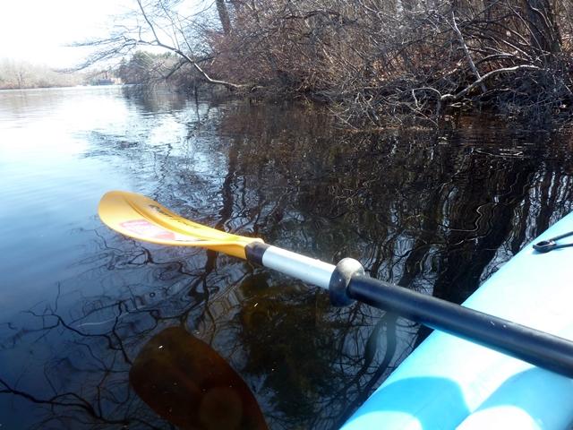 sylvia yule susan's kayak