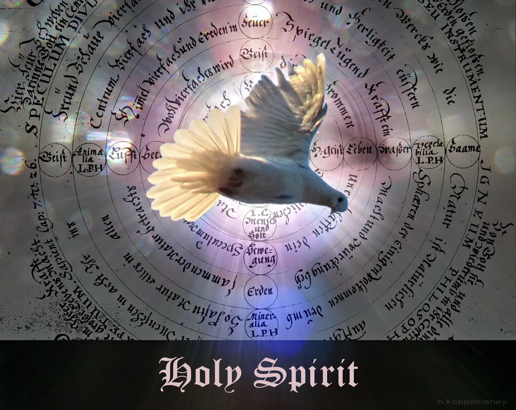 Hartwig HKD Holy Spirit, Flickr Creative Commons