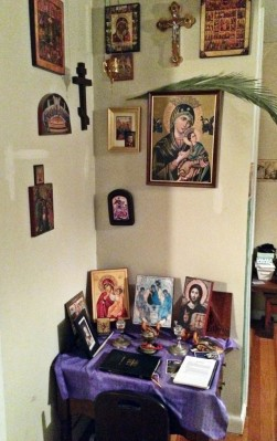 rich's prayer corner