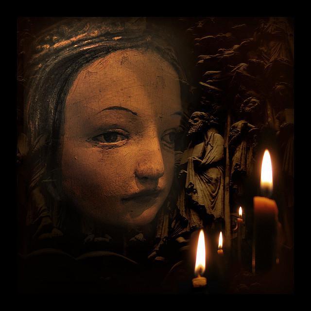 seriykotik1970 Virgin Mary, Flickr Creative Commons
